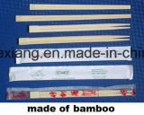 Fabricación de China de palillos de bambú disponibles