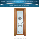 新しいカラーアルミニウムフレームの浴室のドア
