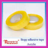 Fita de empacotamento adesiva do rasgo fácil de BOPP