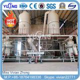 fibra da palma de 5t/H China/linha de produção de madeira da pelota na venda