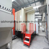 2016 Sell caldo Powder Coating Booth per Fast Color Change