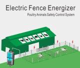 Tages-/Nachtfühler-Bauernhof-elektrische Zaun-anspornende Energiequelle/Energiequelle-Aufladeeinheits-Zentraleinheit