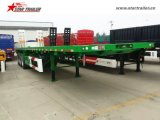 40FT Container Semi Remorque Plateau à vendre