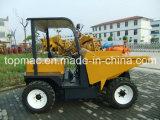 2 Ton Mini hidráulica Dumper Camión Volquete Hecho en China con CE