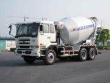 8-10cbm camión mezclador de hormigón de tránsito (HZZ5240GJBUD)