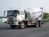 810cbm Transit Concrete Mixer Truck (HZZ5240GJBUD)