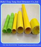 Усиленный стеклянным волокном пластичный профиль Pultruded GRP/FRP