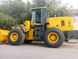 Hzm Zl953 carregador da roda da maquinaria movente de terra de 5 toneladas
