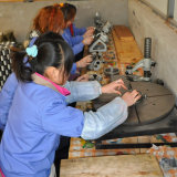 직업적인 제조 모난 접촉 볼베어링 (7012)