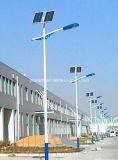 60W LEIDENE ZonneStraatlantaarns, heet-Verkocht, Aanstekend Effect Gelijk aan 250W de Lamp van het Natrium van de Hoge druk