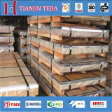 Tisco 904L Stainless Steel Plate