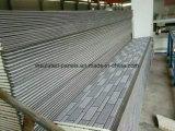 Los paneles decorativos del aislante externo para las casas prefabricadas, edificios, chalets