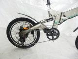 Mini bicyclette 250W 36V électrique sans frottoir se pliante de bicyclette électrique de Guangdong Chine
