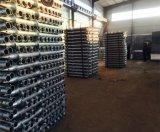LÄRM Standard- und materielle schraubenartige Stahlstapel