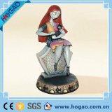 Ragazza graziosa di Halloween della decorazione del Figurine domestico creativo della resina