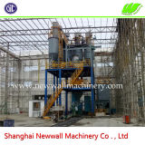 10tph Semi-Automatic Dry Mortar Mixing Plant