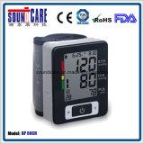 Monitor da pressão sanguínea do pulso de Digitas (BP 60CH) com quem Indictor