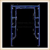V-stijl blauwe Poeder Met een laag bedekte Gang door Frames