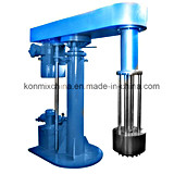 Máquina do moedor da cesta com frame de levantamento hidráulico