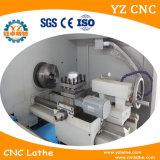 Torno de torreta del CNC de las herramientas de la estación Ck6432 cuatro