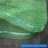 saco líquido do PE de 45*75cm para cebolas de empacotamento