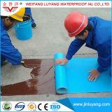 Het Waterdicht makende Membraan van pvc van Polyvinyl Chloride voor Tunnel