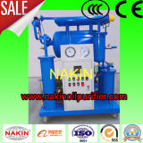 (600L/H) sistema centrífugo da recuperação do petróleo do transformador do vácuo, petróleo que recicl a máquina