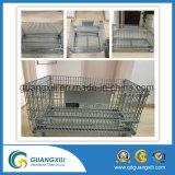 Cage lourde d'entrepôt de cadre ou en métal de mémoire (1000-3000kgs)