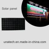Éclairage solaire du panneau-réclame DEL de la publicité extérieure pour le panneau-réclame de Tri-Visibilité