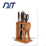Eco-Friendly ручной работы r формы Bamboo рамка ножа