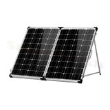 панель солнечных батарей 80W Portable для Camping с 10m Cable