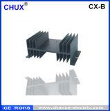 Radiateur en aluminium de radiateur de relais semi-conducteur (CX-B40)