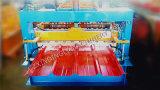 Trapezoide Panel-Rolle des Dach-840, die Maschine Xdl bildet