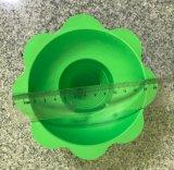 Tazza di plastica a gettare del gelato
