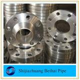 Stahl-Flansch ANSI-B16.5 ASTM A105 Wnrf
