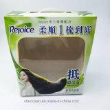 Plastikpaket-Haustier-Kasten für Sassoon Shampoo-Kasten mit Drucken