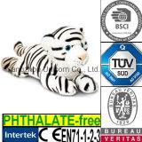 Le bébé mou de tigre de jouet de peluche de la peluche EN71 apaisent le jouet