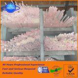 1750c Alumina -99.7% van 99% Buis op hoge temperatuur die van China wordt gemaakt