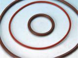 Подгонянное резиновый колцеобразное уплотнение сделанное в Китае