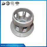 Pezzo fuso di precisione dell'acciaio inossidabile dell'OEM per l'alloggiamento di valvola fuso