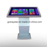 유연한 LCD 디스플레이를 광고하는 42 인치 3G WiFi 가득 차있는 HD