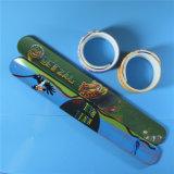 Изготовленный на заказ высокий Wristband силикона шлепка печатание цифров определения