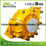 Goldmine-Langstreckenrückstand-Anlieferungs-Mineralaufbereitenklärschlamm-Pumpe