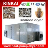 Tipo secador de la electricidad de los pescados de la máquina de proceso de los pescados de Dired