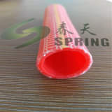 Boyau Anti-UV professionnel de l'eau de jardin de PVC de Maunfacturing (1/4 '', 1/2 '', 5/8 '', 3/4 '', 1 '')