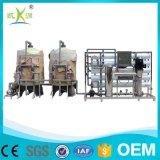 Usine à deux étages directe de traitement des eaux des ventes 4000L/H d'usine avec l'usine de purification d'eau de la Chine des prix