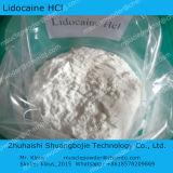 Polvere anestetica locale dell'HCl della lidocaina del classico per la medicina 73-78-9 dell'anticonvulsivo