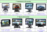 Big Vehicles Optional를 위한 Digital Screen&24V를 가진 7inch Standalone Car Rear View LCD Monitor
