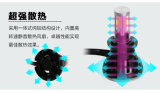 H4 8000lm 80W 9-36V 3000k 6000k 8000k für Scheinwerfer-Birnen H4 H7 H11 9005 des Auto-H4 LED 9006 LED-Scheinwerfer