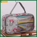 Sac cosmétique de sac de renivellement de sac d'article de toilette de sac de dames (TP-COB022)